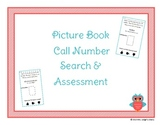 Picture Book Call Number Search and Assessment