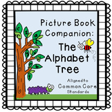 Picture Book Companion {The Alphabet Tree}