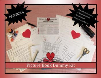 Picture Book Dummy Kit