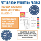 Picture Book Evaluation Project- Digital Resource