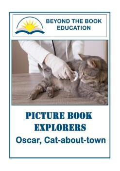 Picture Book Explorers ~ Oscar, Cat-about-town