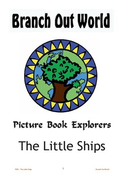 Picture Book Explorers ~ The Little Ships