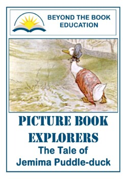 Picture Book Explorers ~ The Tale of Jemima Puddle-duck
