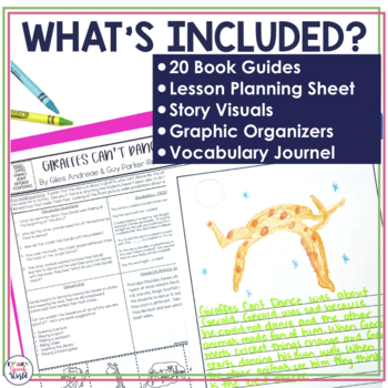 Picture Book Lesson Plans for Speech Therapy