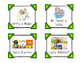 Picture Book Library Labels
