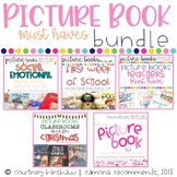 Picture Book List Must Haves BUNDLE