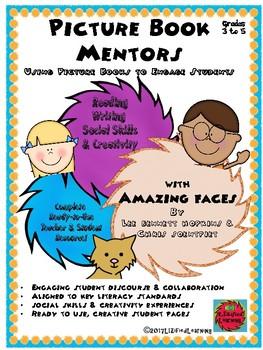 Picture Book Mentors: Amazing Faces