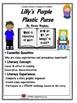 Picture Book Mentors: Lilly's Purple Plastic Purse