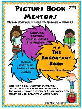 "Picture Book Mentors: ""The Important Book"""