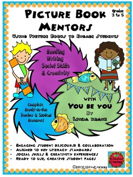 Picture Book Mentors: You Be You