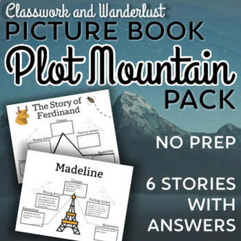 Picture Book Plot Mountain Pack