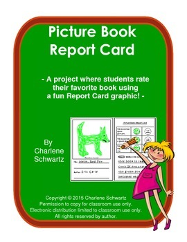 Picture Book Report Card