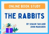 Picture Book Study: The Rabbits by Shaun Tan and John Marsden