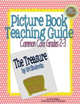 Picture Book Teaching Guide: The Treasure by Uri Shulevitz (Common Core Aligned)