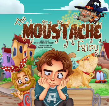 Picture Book: The Moustache Fairy