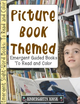 Picture Book Themed Guided Readers