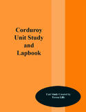 Corduroy Unit Study and Lapbook