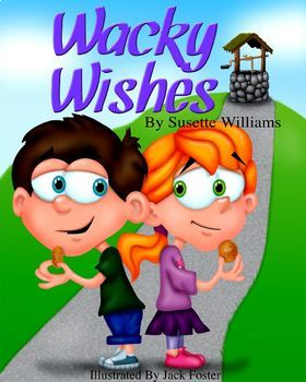Picture Book: WACKY WISHES