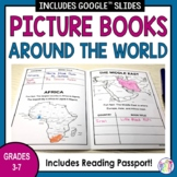 Read Around the World Challenge Set-Up Kit (for upper-elem