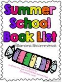 Picture Books Galore List