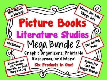 Picture Books Literature Studies Mega Bundle 2