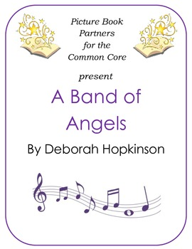 Picture Books for the Common Core:  A Band of Angels