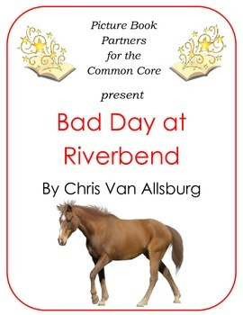 Picture Books for the Common Core:  Bad Day At Riverbend