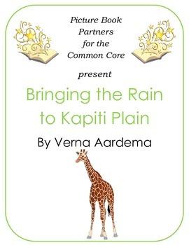 Picture Books for the Common Core:  Bringing the Rain to Kapiti Plain