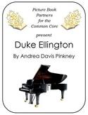Picture Books for the Common Core:  Duke Ellington