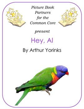 Picture Books for the Common Core:  Hey, Al