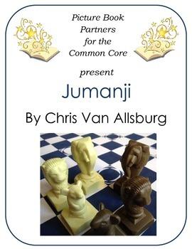 Picture Books for the Common Core:  Jumanji