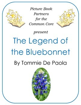 Picture Books for the Common Core:  Legend of the Bluebonnet