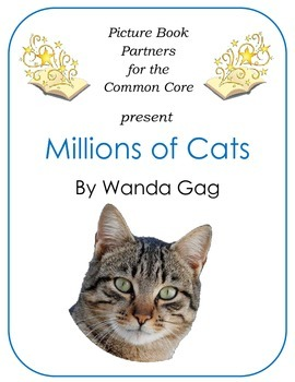 Picture Books for the Common Core:  Millions of Cats