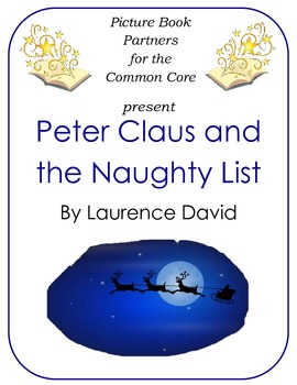 Picture Books for the Common Core:  Peter Claus and the Naughty List