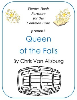 Picture Books for the Common Core:  Queen of the Falls