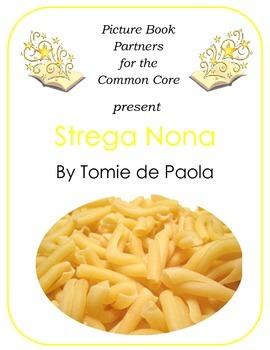 Picture Books for the Common Core:  Strega Nona