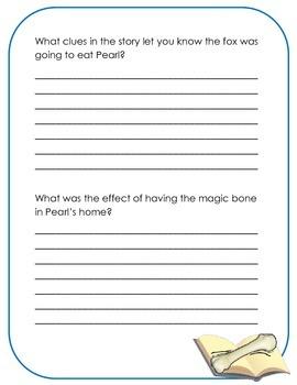 Picture Books for the Common Core:  The Amazing Bone