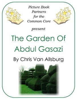 Picture Books for the Common Core:  The Garden of Abdul Gasazi