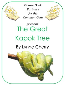 Picture Books for the Common Core:  The Great Kapok Tree
