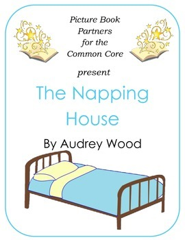 Picture Books for the Common Core:  The Napping House
