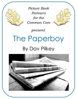 Picture Books for the Common Core:  The Paperboy