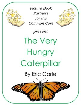 Picture Books for the Common Core:  The Very Hungry Caterpillar