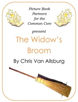 Picture Books for the Common Core:  The Widow's Broom