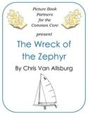 Picture Books for the Common Core:  The Wreck of the Zephyr