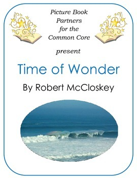 Picture Books for the Common Core:  Time of Wonder