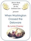 Picture Books for the Common Core:  When Washington Crosse