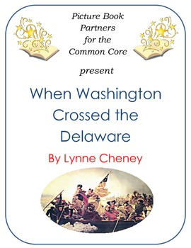 Picture Books for the Common Core:  When Washington Crosse