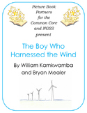 Picture Books for the Common Core and NGSS:  The Boy Who Harnessed The Wind