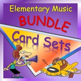 Card Set Bundle: Loud-Soft, High-Low, Fast-Slow