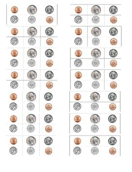 Picture Coin Sheet